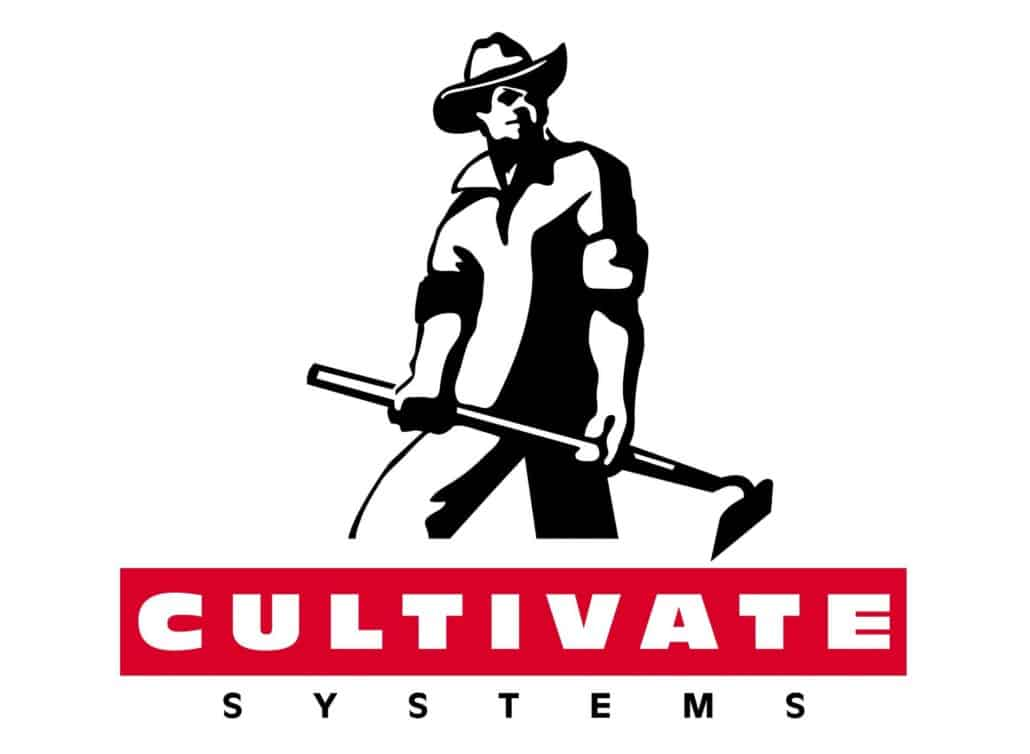 Cultivate wine growers logo design