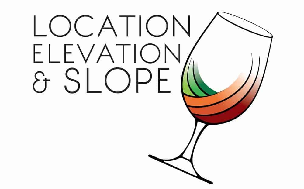 Location wine company logo design large 1