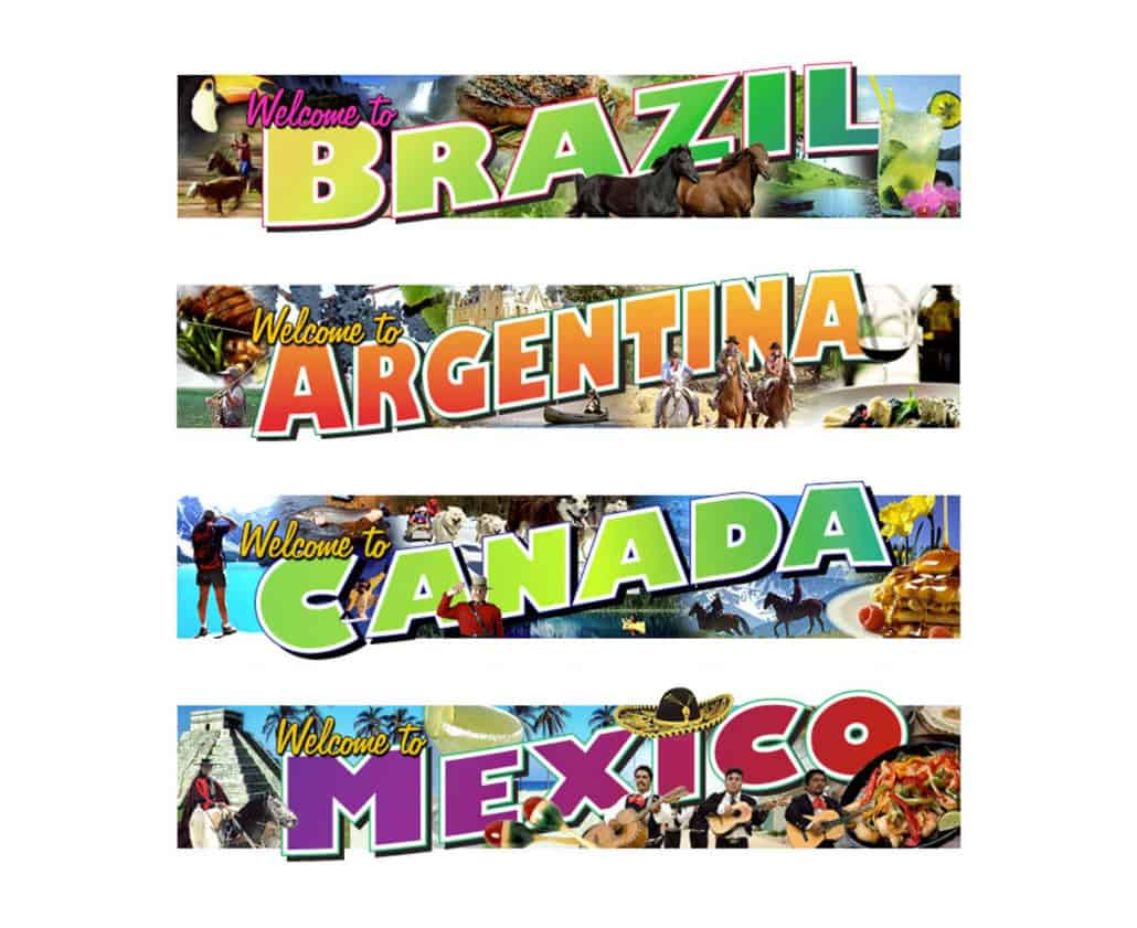 Ranchweb banner vacation ads