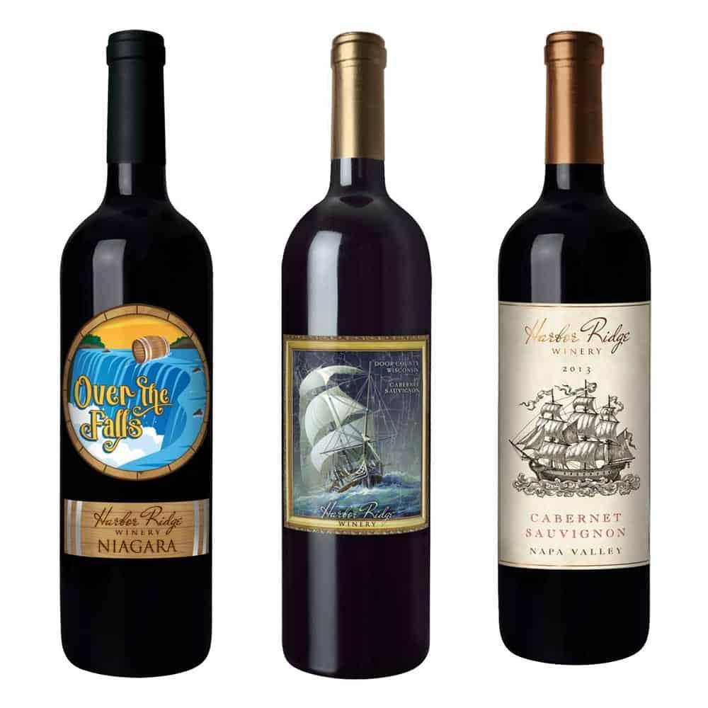 Wisconsin winery label designer large 1 1
