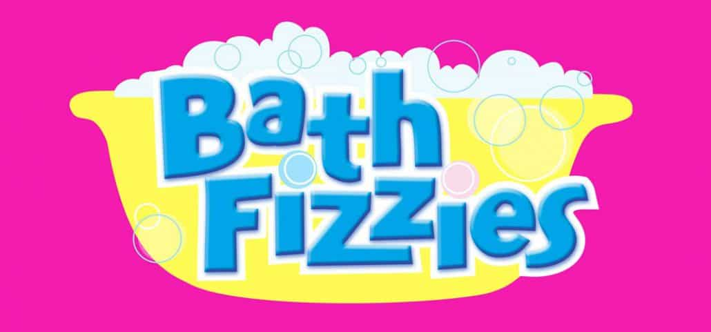 bath fizzies logo design 1