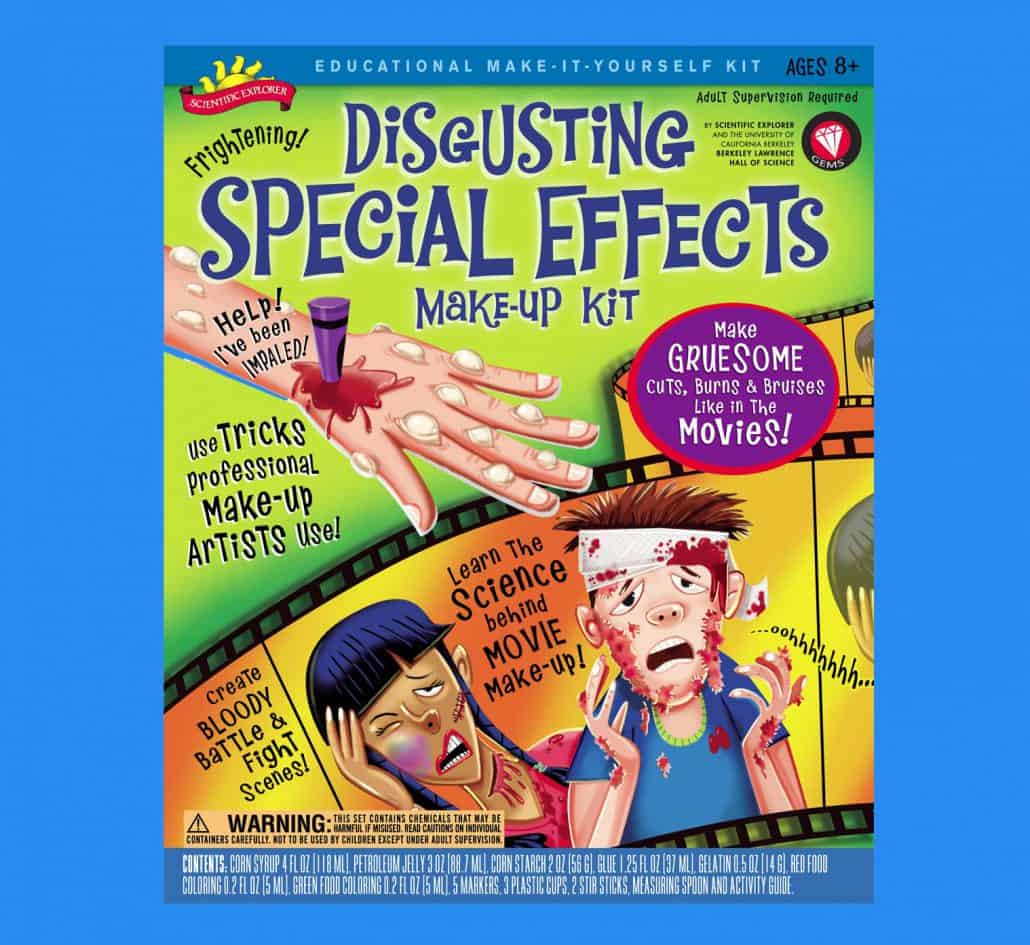 disgusting science special effects design 1