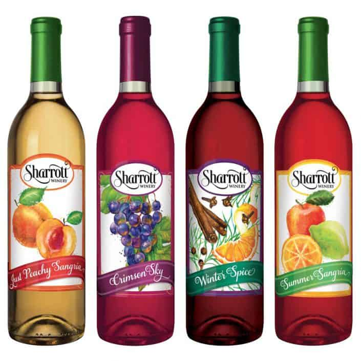 fruit wine label designs large 2