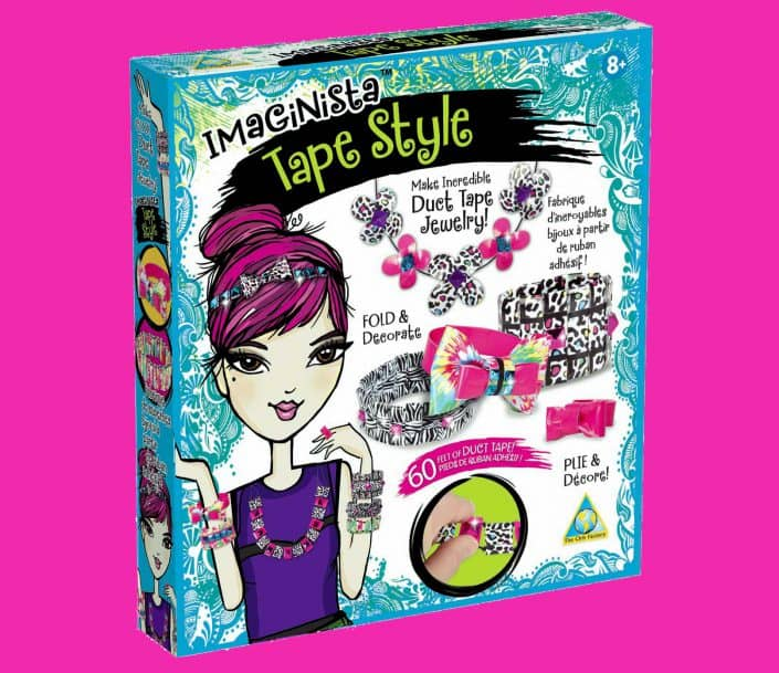 girls toy packaging design tape large 1