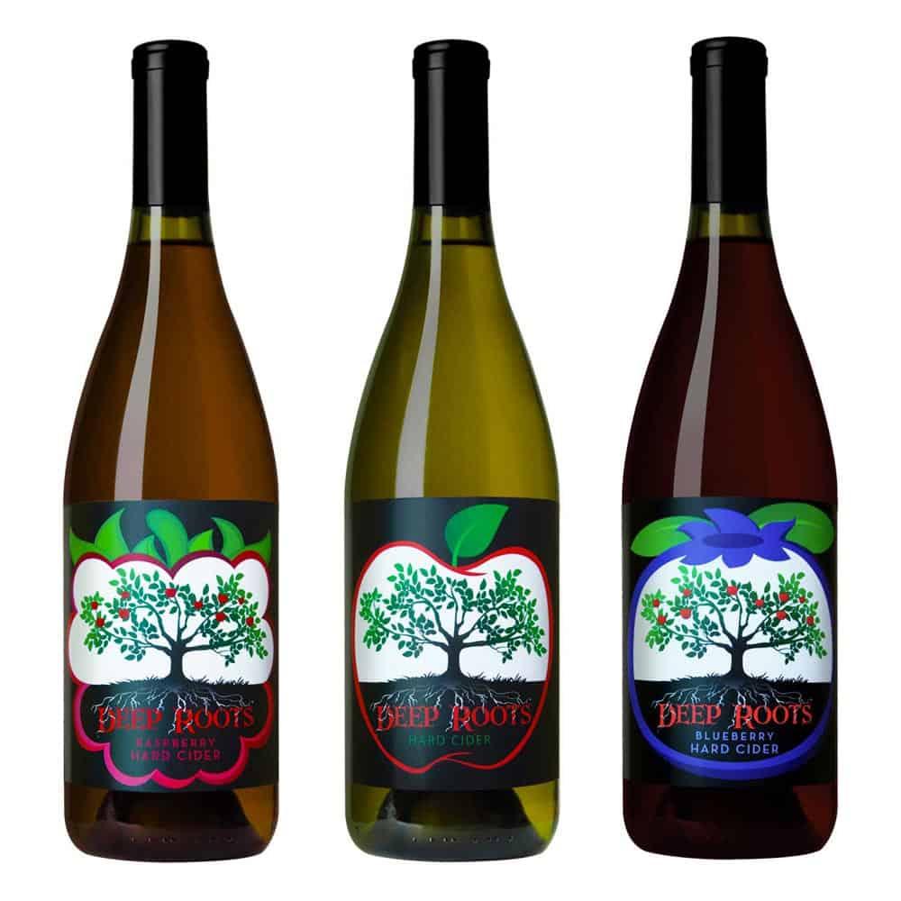 hard cider label designer