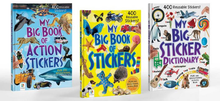 kids sticker book design large 1