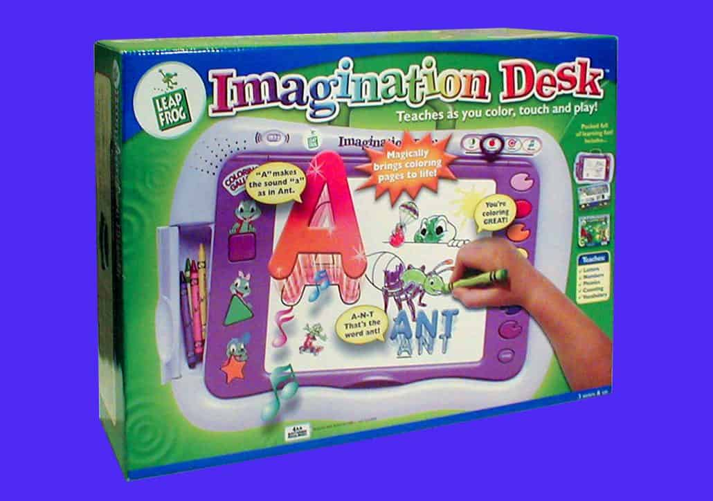 leapfrog toy packaging designer 1