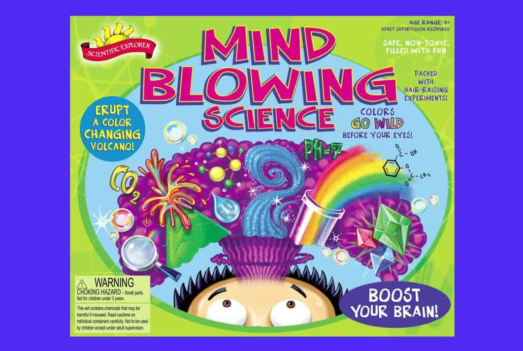 toy packaging design Mind blowing science large 1