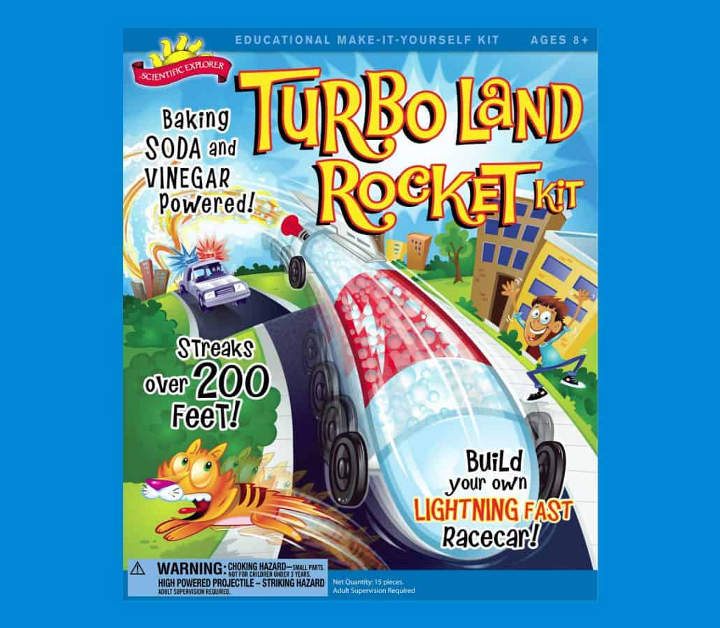 toy packaging designer turbo rocket large 1