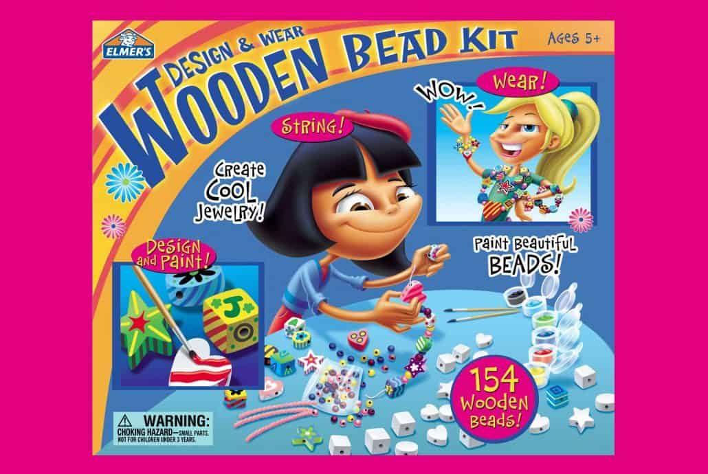 toy packaging designer wooden bead large 1