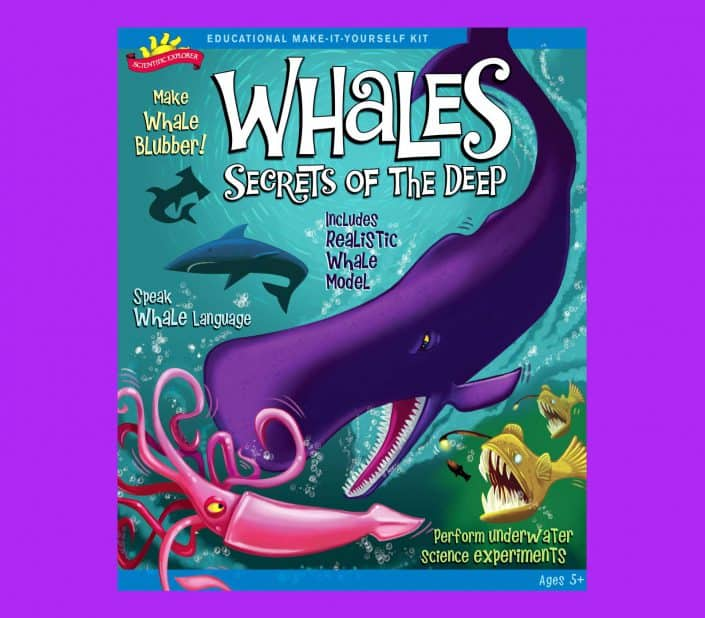 whale science toy package design 1 1