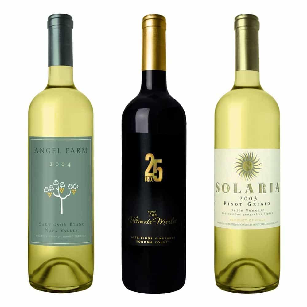 wine label design 25 brix large 2