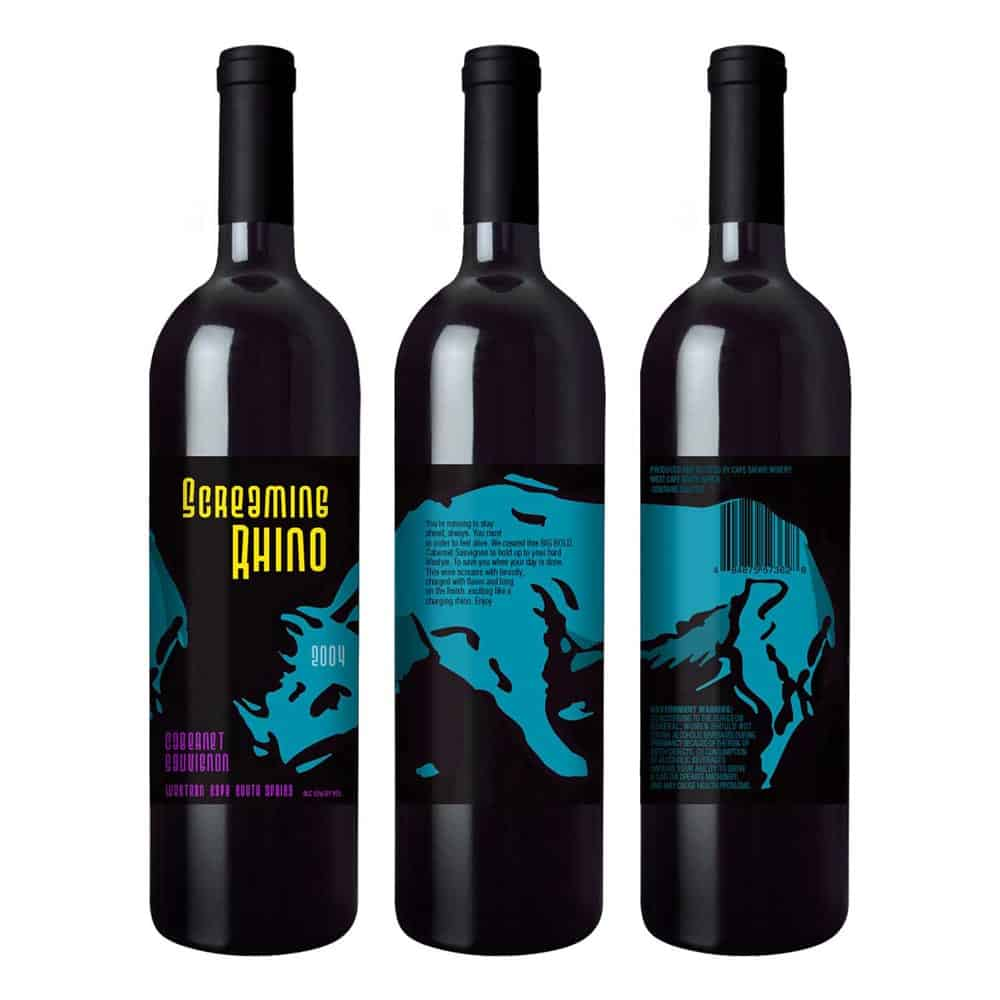 wine label design africa winery large 1 1