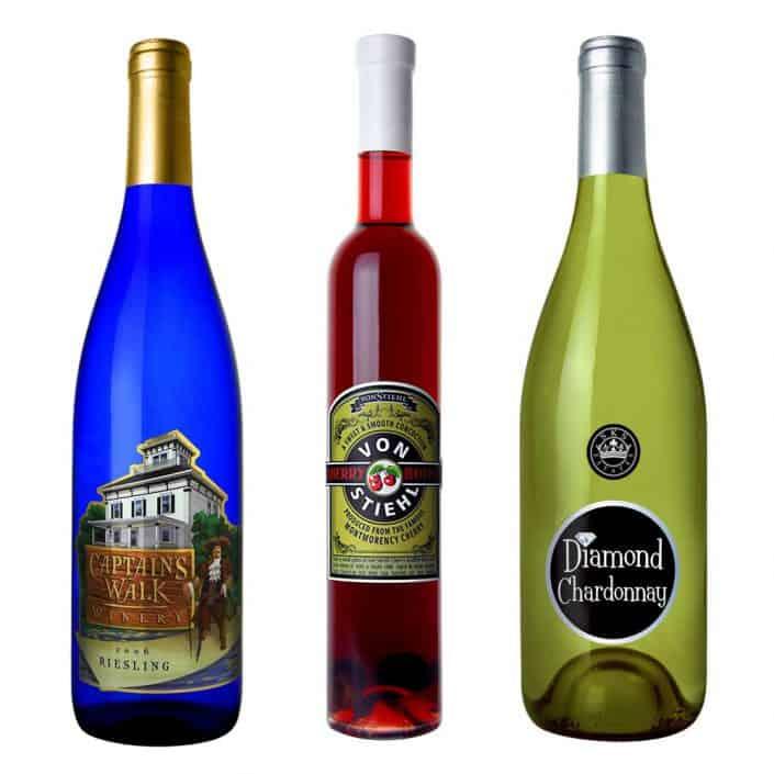 wine label design captain diamond large 1 1