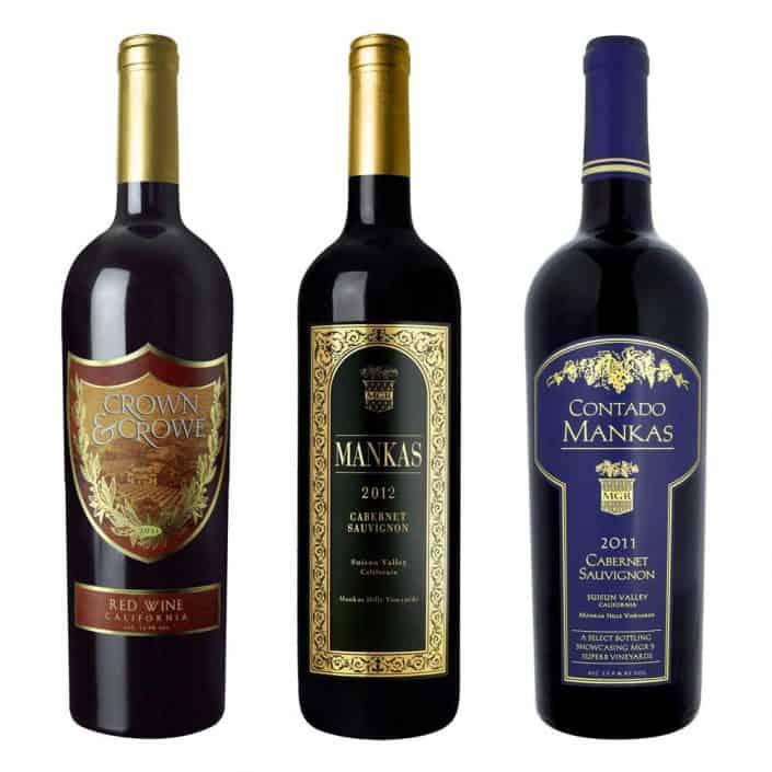 wine label design mankas large 2