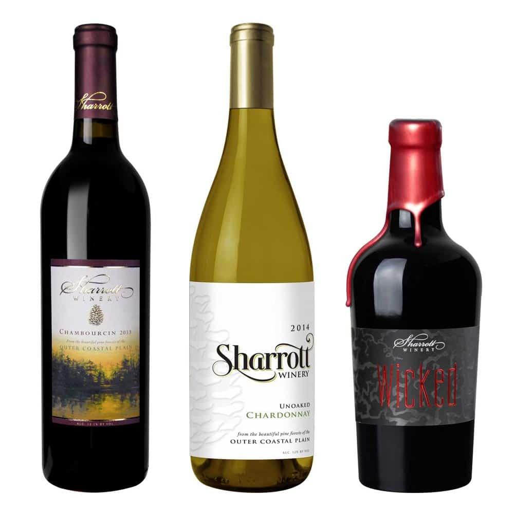 wine label design wicked sharrott large 1 1